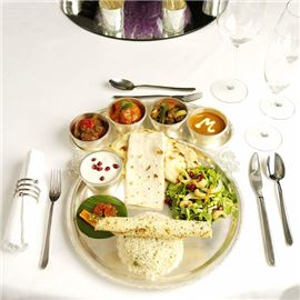 Enjoy authentic Indian cuisine with a Kenyan twist - Royal Thali